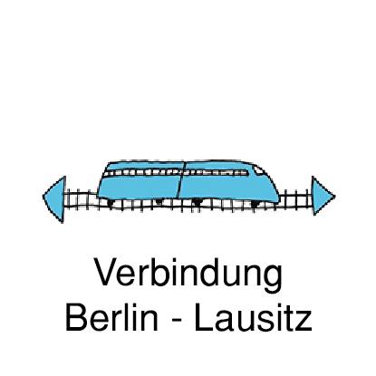 Verbindung Berlin - Lausitz